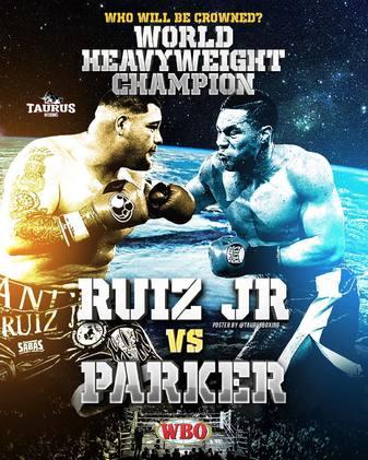 Someone's 0 has gotta go: Joseph Parker meets Andy Ruiz