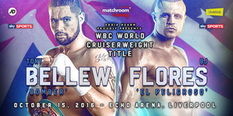 Tony Bellew takes out BJ Flores, calls out David Haye after victory