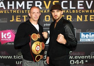 Braehmer And Cleverly Make Weight