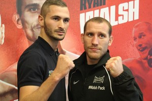 Ceylan And Walsh Confident Of Victory