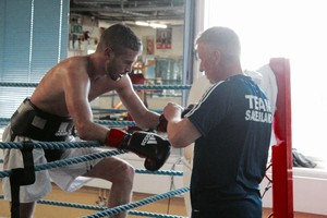 Ceylan Prepares For Walsh Behind Enemy Lines