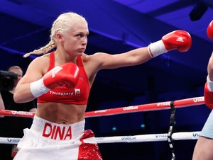 Thorslund Faces Romanova On Oct 15
