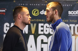 Eggington Ko's Gavin In 8/Yafai Earns World Title Shot