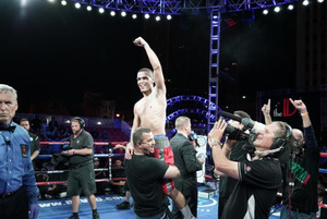 Ruiz Upsets Martinez In Downtown Vegas