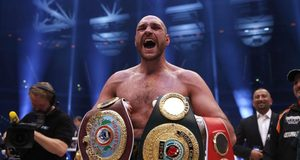 Boxing Board Suspend Fury As He Vacates Heavyweight Titles