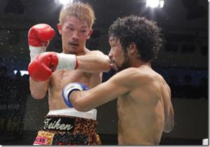 Kenichi Ogawa wins IBF title.