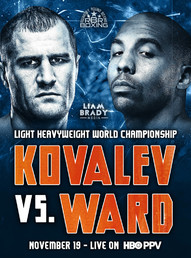 Sergey Kovalev and Andre Ward fight for boxing supremacy