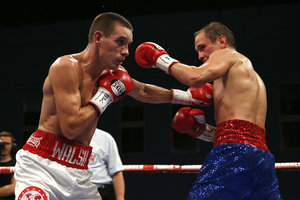 Walsh Determined To Defeat Davis