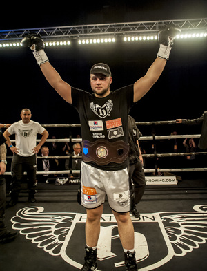 Gorman Claims First Pro Title