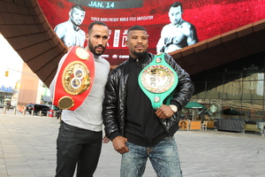 DeGale Believes He Is 168lbs No.1 Boxer