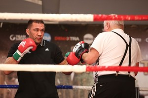 Pulev Defeats Peter In Sofia