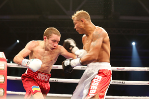 Malinovsky Defeats Osejo In Brutal Fight In Brovary