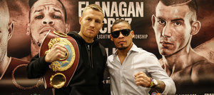 Flanagan And Cruz Weight In
