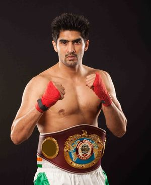 Singh Returns To New Delhi To Defend Title