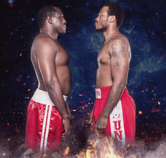 LaRon Mitchell vs. Scott Alexander for NABF heavyweight title