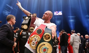 Tyson Fury Keeps The Boxing World Guessing