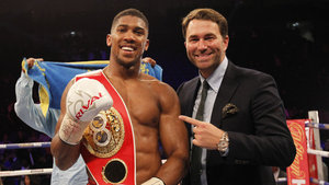 Hearn Hoping For Joshua vs Klitschko, But, When?