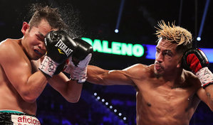 Magdaleno Defeats Donaire To Claim WBO Crown