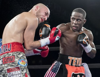 Tevin Farmer outclasses Dardan Zenunaj to capture NABF Jr. lightweight title