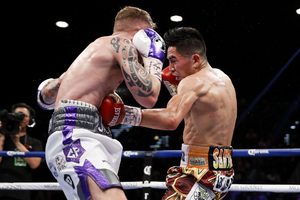 Frampton Confirms Split Barry McGuigan/Cyclone Promotions
