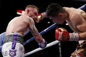 Jackson Teases Frampton Over Amateur Record
