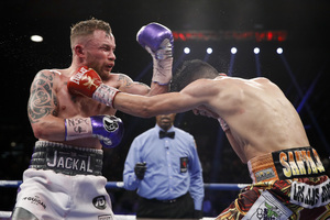 Frampton Vs Donaire Set For Belfast On April 21