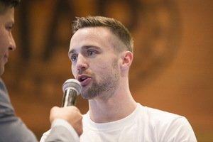 Josh Taylor Is Ready To Announce His Arrival Onto The World Stage
