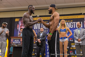 Wilder And Washington Weigh In