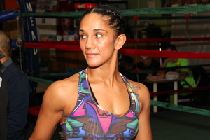 Serrano Fights For A Sixth World Title In Brooklyn