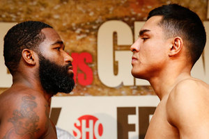 Broner And Granados Make Weight