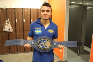 Yigit Puts On Masterclass To Claim European Crown