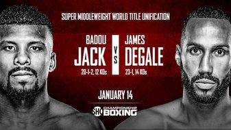 Champions DeGale and Jack battle to majority draw