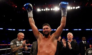 Bellew stuns Haye with 11th round stoppage