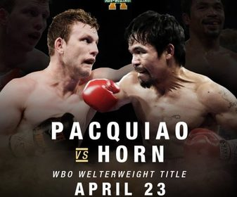 Pacquiao vs.Horn fight hangs in the balance