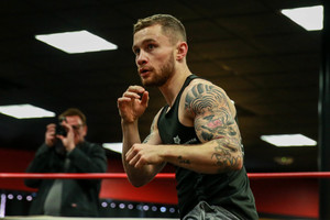 Frampton Reports 'Brilliant' Training Camp