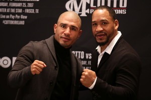 Kirkland Out Of Cotto Fight Due To Injury