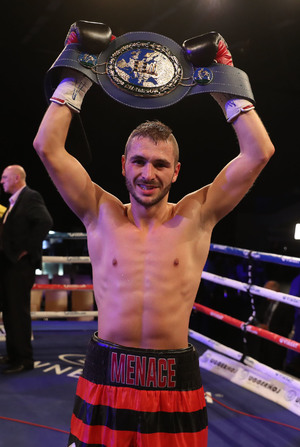 Ceylan To Defend Eurpean Title Against Lowe