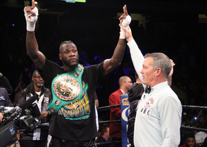 Wilder Talks Joshua vs. Klitschko Matchup