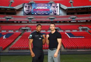 Joshua Vs Klitschko Breaks Box Office Records