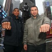 Klitschko Happy To Be The Underdog Against Joshua