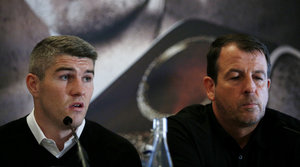 Gallagher Says Smith Has 'A Natural Fighting Ability'