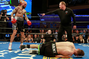 Collazo Takes Out Vasquez Jr In Style