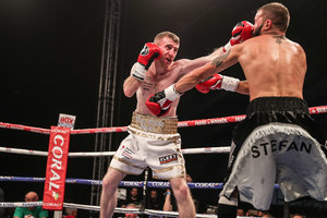 Barnes,Geraghty And Ward Fight In Belfast On February 18