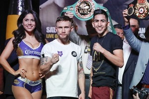 Frampton And Santa Cruz Weigh In For Rematch