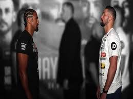 Bellew And Haye Weigh In Light And Lean For Rematch