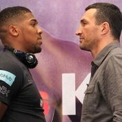 Joshua And Klitschko Hold Court In New York