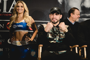 Thurman Believes He Is Destined To Become A Great Champion