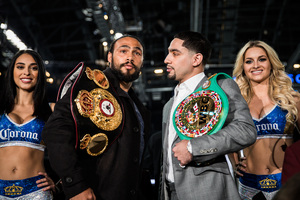 Garcia Vs Thurman: Someone's 0 Must Go