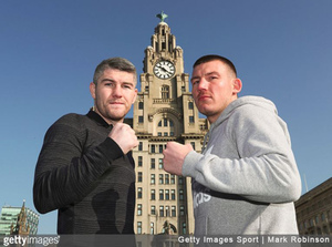 Smith And Williams Face Off In Liverpool