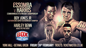 Weights From York Hall